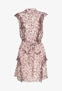 Stevie May - SKY FULL MINI DRESS - Shirt dress - light pink - 4