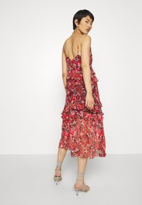 Stevie May - NO SUCH THING MIDI DRESS - Day dress - red - 2