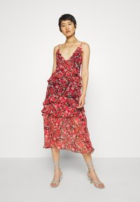 Stevie May - NO SUCH THING MIDI DRESS - Day dress - red - 0