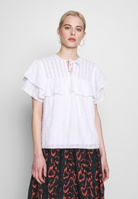 Stevie May - COBBLESTONE - Blouse - white - 0
