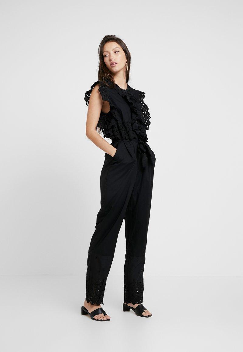 Stevie May - DAWN - Overall / Jumpsuit /Buksedragter - black