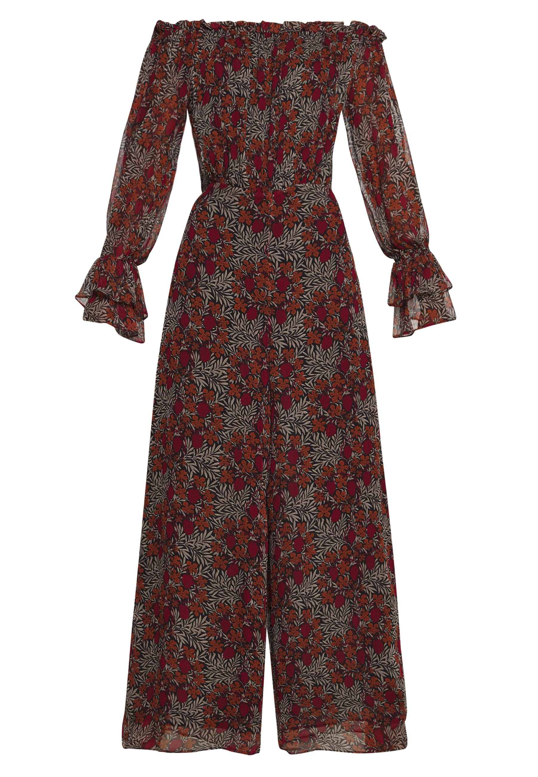 Stevie May Patience Jumpsuit - Overall / Kimono Garden