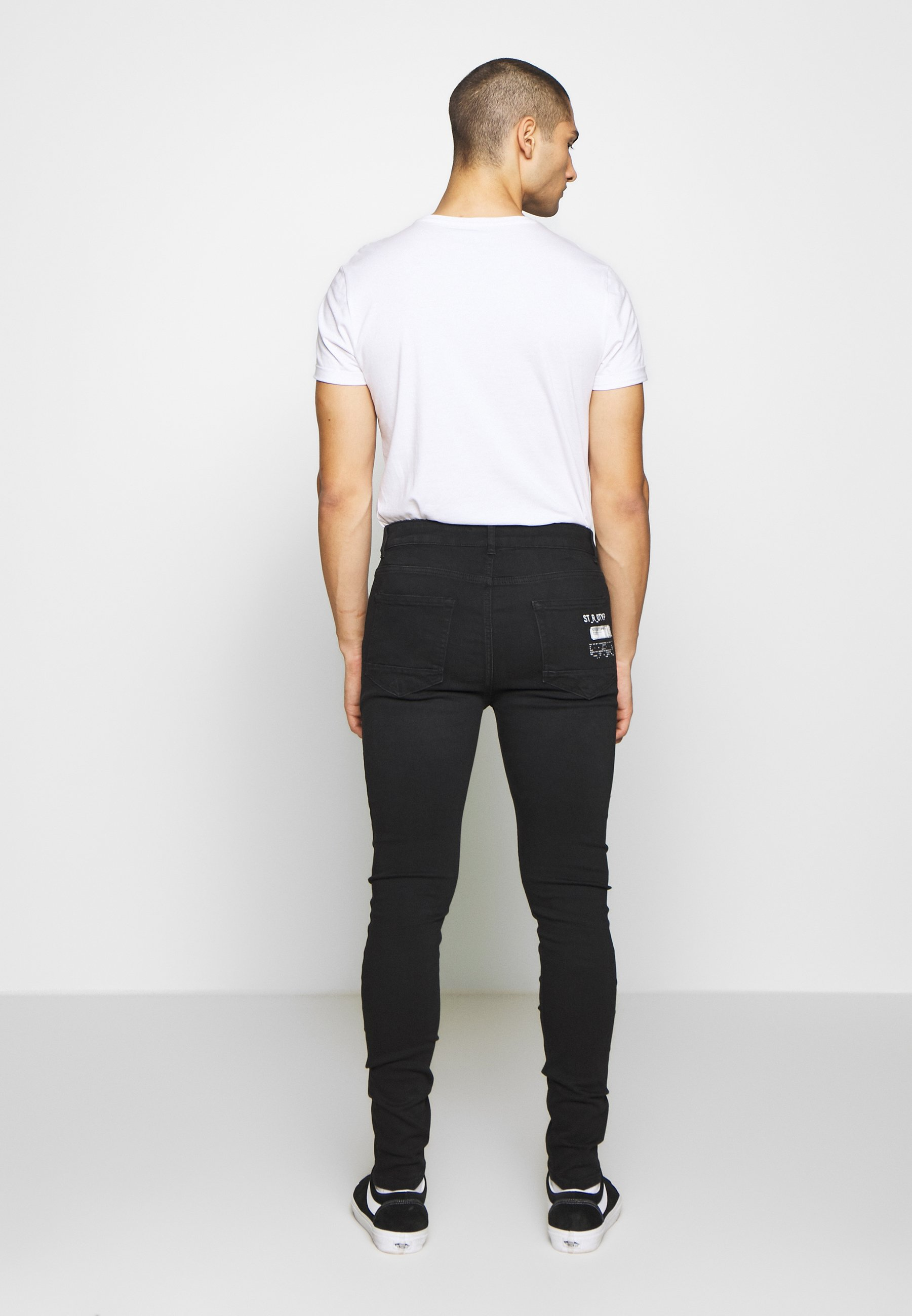 Stereotype Take - Jeans Skinny Fit Black