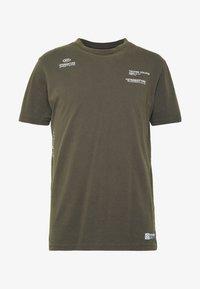 STEREOTYPE - ACID TEE - T-shirt con stampa - khaki - 5