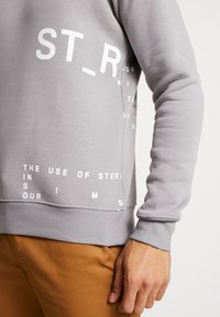 STEREOTYPE - INSTRUSTIONS CREW - Sweater - grey - 4