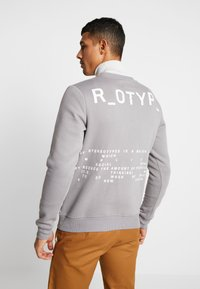 STEREOTYPE - INSTRUSTIONS CREW - Sweater - grey - 2