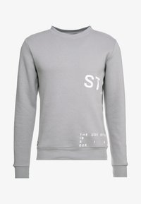 STEREOTYPE - INSTRUSTIONS CREW - Sweater - grey - 3