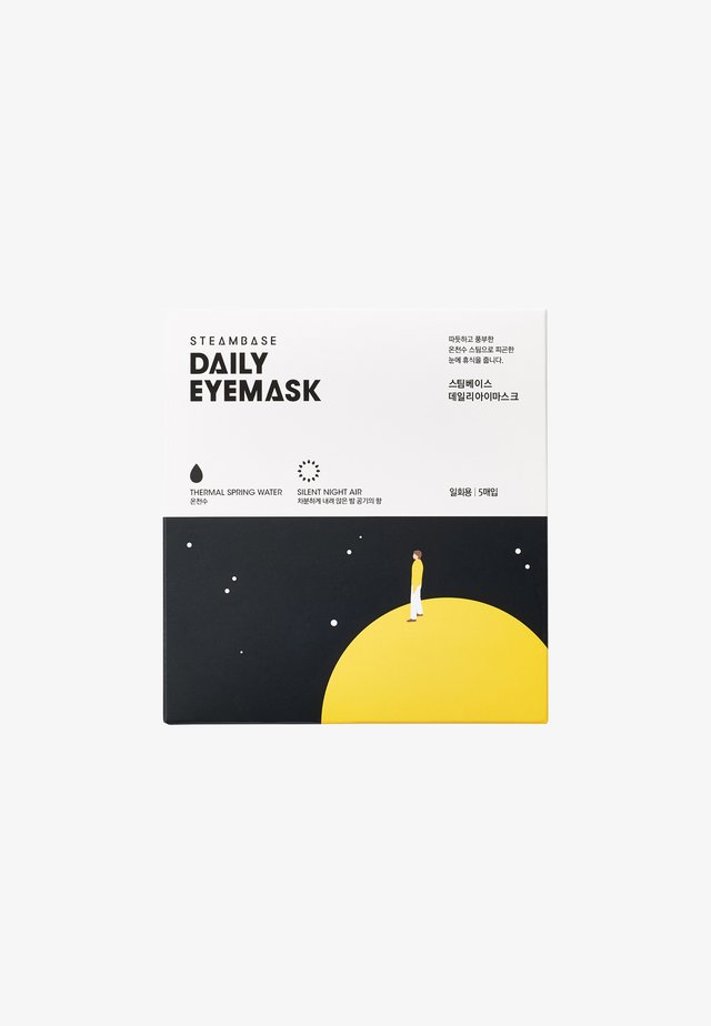 DAILY EYEMASK - Gesichtsmaske - silent night air