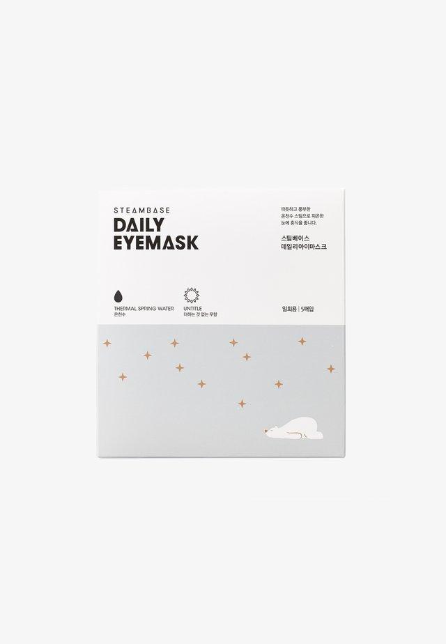 DAILY EYEMASK - Ansigtsmaske - untitle