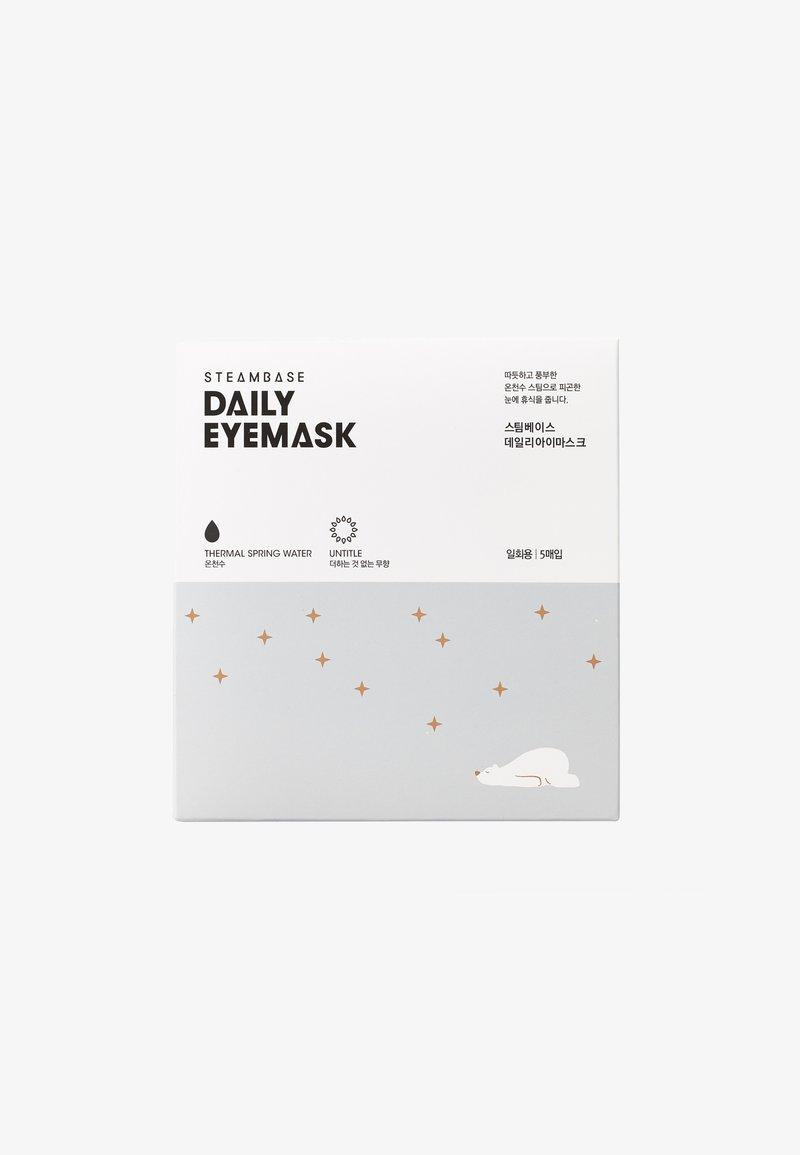 Steambase - DAILY EYEMASK - Ansigtsmaske - untitle