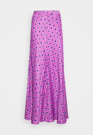 LUIS SKIRT - Maxi skirt - lilac