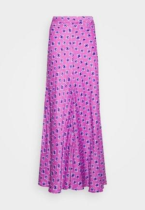 LUIS SKIRT - Maxi sukně - lilac