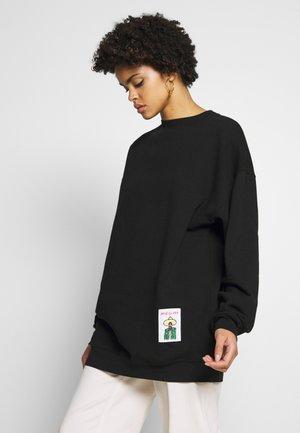 EL HOMRE - Sweatshirts - black