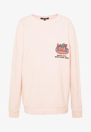 WORLD TOUR - Sweatshirt - rose