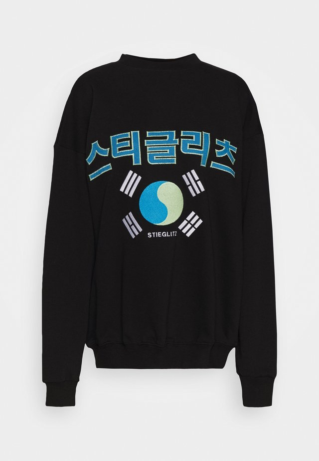 KI-NAM - Sweatshirt - black