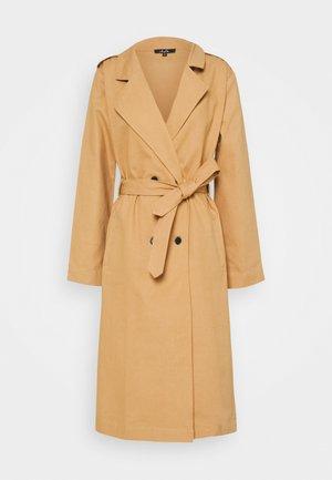 SUJIN COAT - Trenchcoat - beige