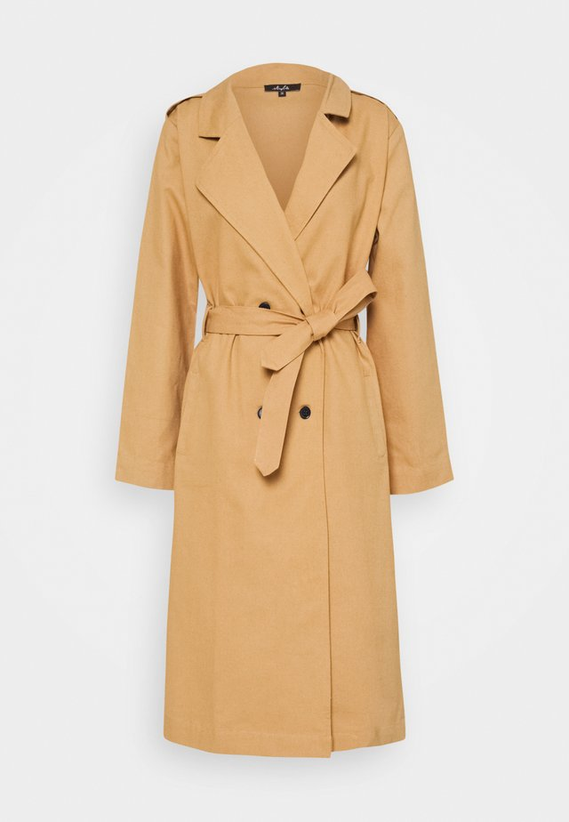 SUJIN COAT - Trench - beige