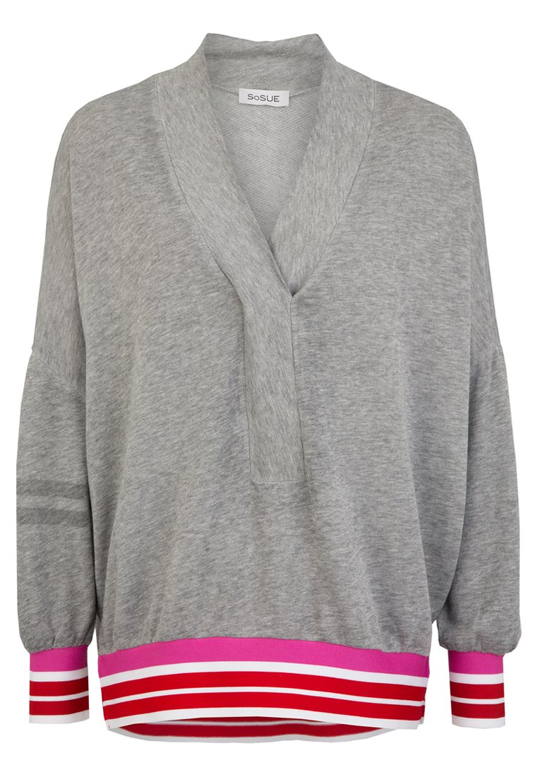 Sosue Sweatshirt - Grey