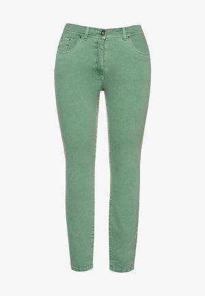 Jeans Skinny Fit - salbeigrün