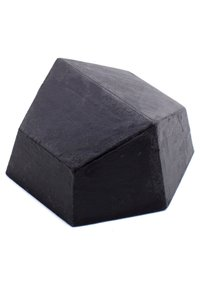 Solidu - SOAP PURITY. - Soap bar - black - 2