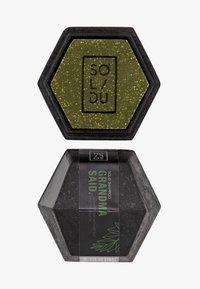 Solidu - SOLID SHAMPOO GRANDMA SAID. - Shampoo - dark green - 0