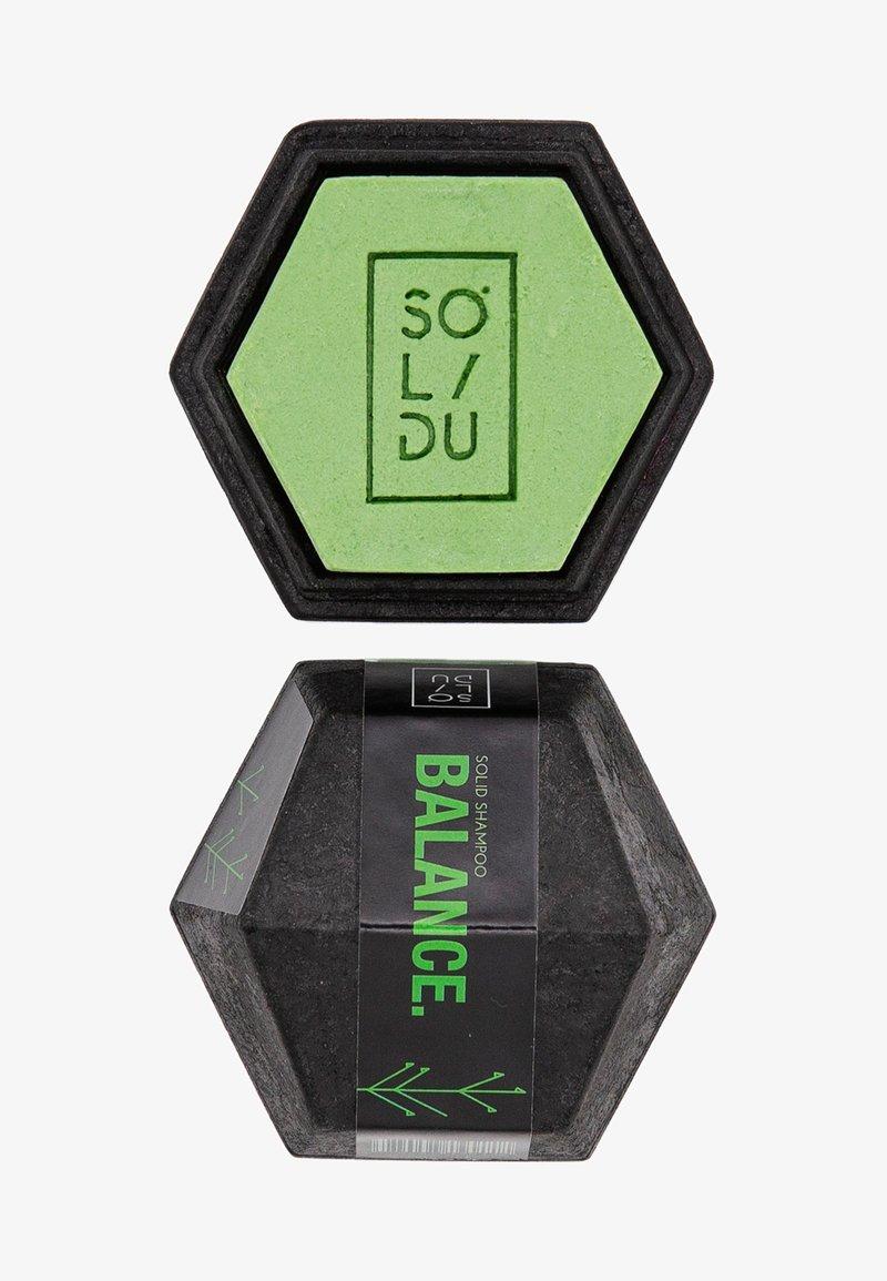 Solidu - SOLID SHAMPOO BALANCE. - Shampoo - light green