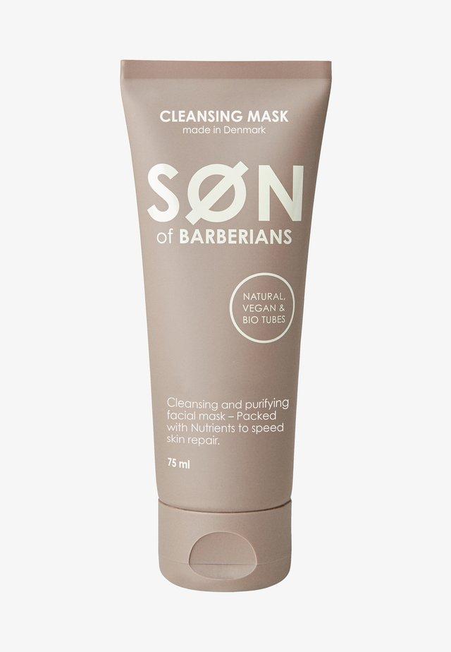 CLEANSING MASK - Masque visage - -
