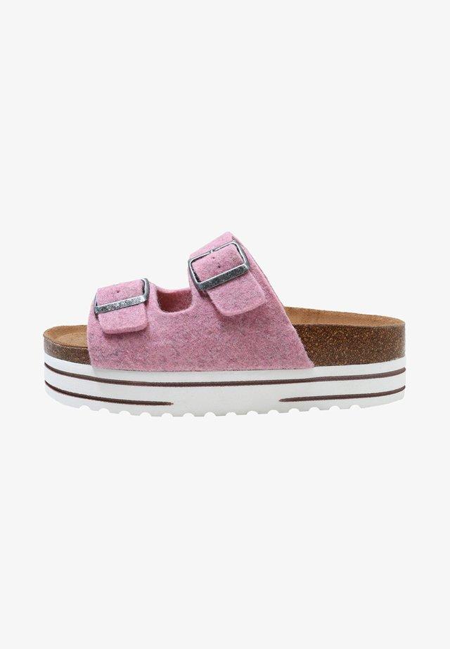 KATTIS - Sandaler - pink