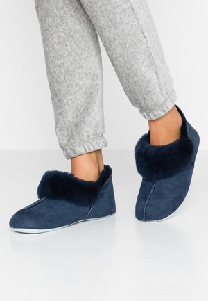 NINA - Slippers - dark blue