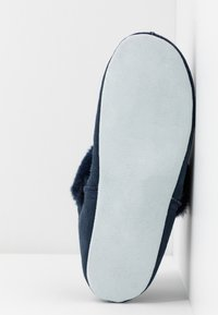 Shepherd - NINA - Slippers - dark blue - 6