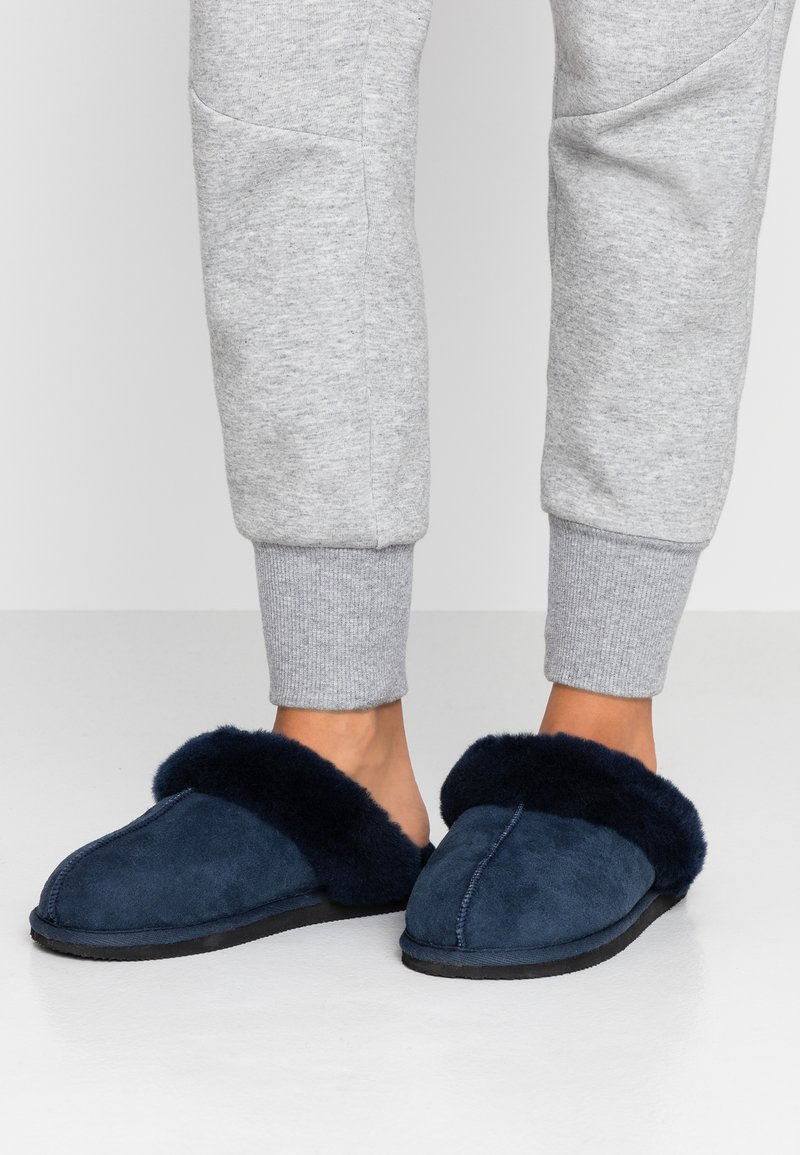Shepherd - JESSICA - Chaussons - dark blue