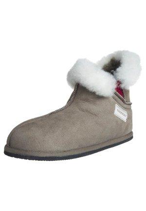Pantoffels - taupe