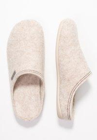 Shepherd - CILLA - Domácí obuv - beige - 3