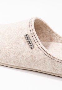 Shepherd - CILLA - Domácí obuv - beige - 2