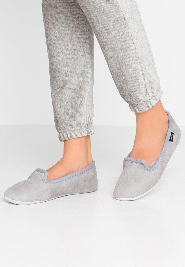 MICHELLE - Tofflor & inneskor - grey
