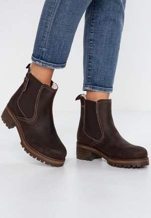 LOTTA - Classic ankle boots - moro