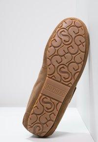 Shepherd - STEFFO - Domácí obuv - chestnut - 4