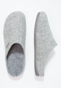 Shepherd - JON - Pantofole - grey - 1