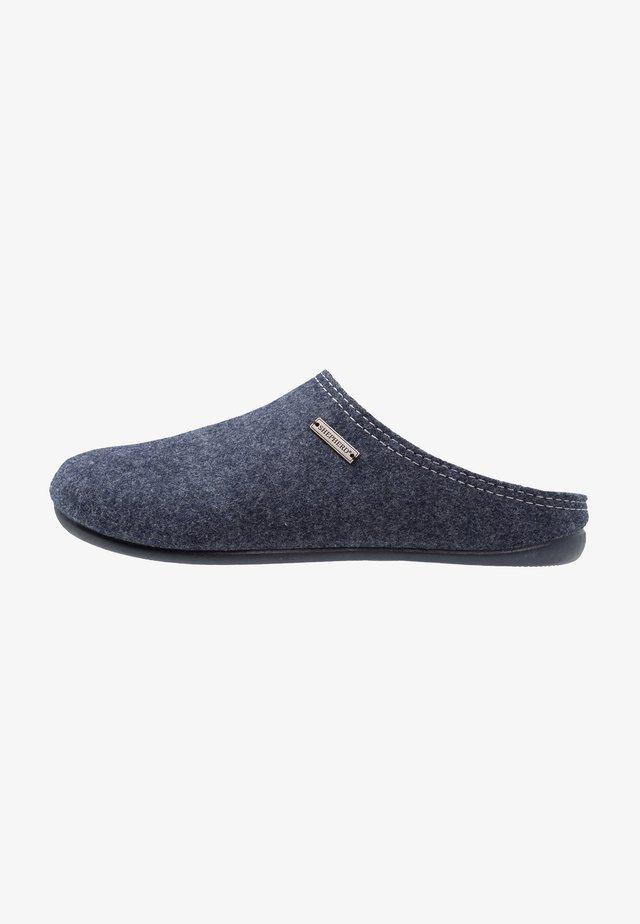 JON - Domácí obuv - navy