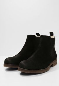 Shepherd - EMANUEL - Kotníkové boty - black - 2