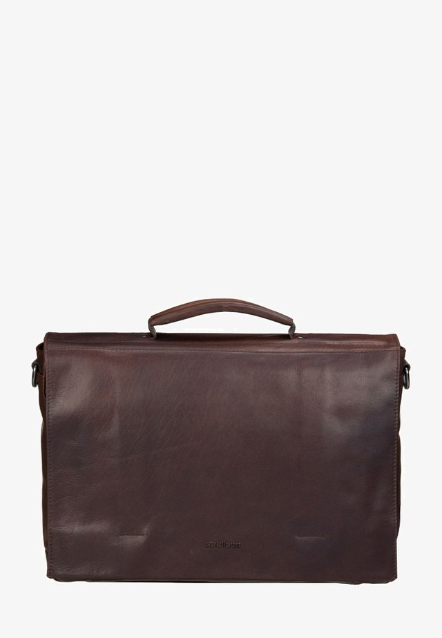 COLEMAN - Briefcase - brown