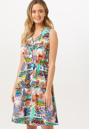 MILLIE CUBA LIBRE - Korte jurk - multi-coloured