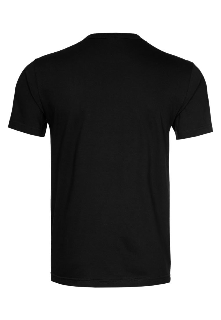 LOGOSHIRT Print T-shirt - black