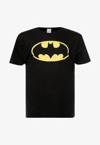 LOGOSHIRT - BATMAN LOGO - T-shirts med print - black - 4