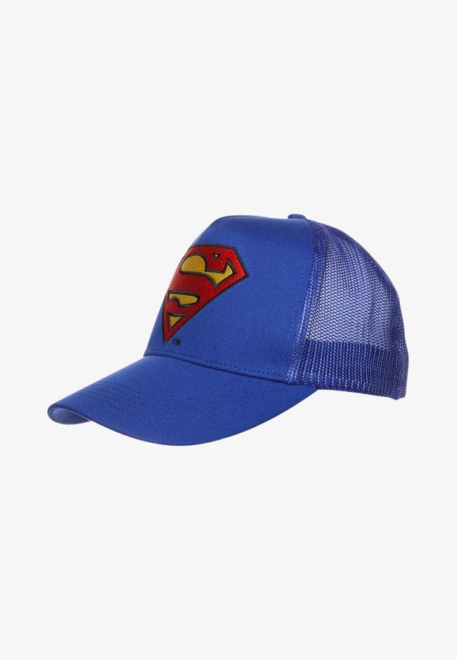 Cap - azure blue