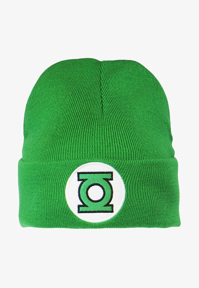 LANTERN - Beanie - green