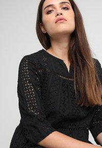 See u Soon - DRESS - Sukienka letnia - black - 4