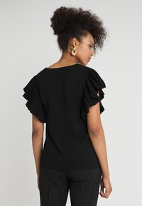 See u Soon - BLOUSE - Bluzka - black - 2