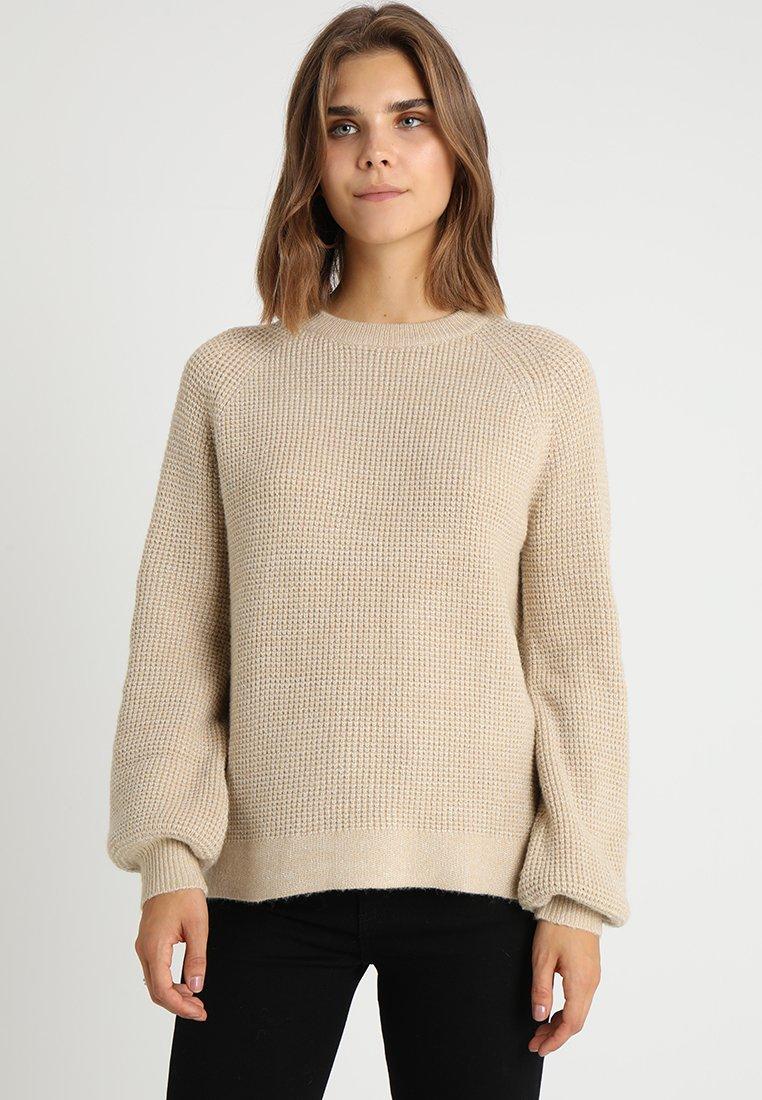 See u Soon - Sweter - beige