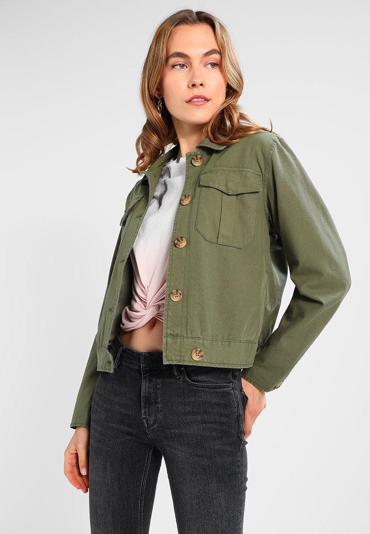 Schott - IKE - Summer jacket - khaki